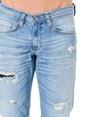Mustang Jean Pantolon | Normal Bel Slim Renkli